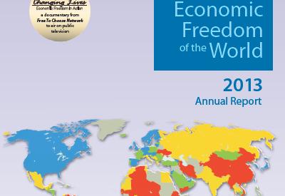 Economic Freedom Report – America is Declining