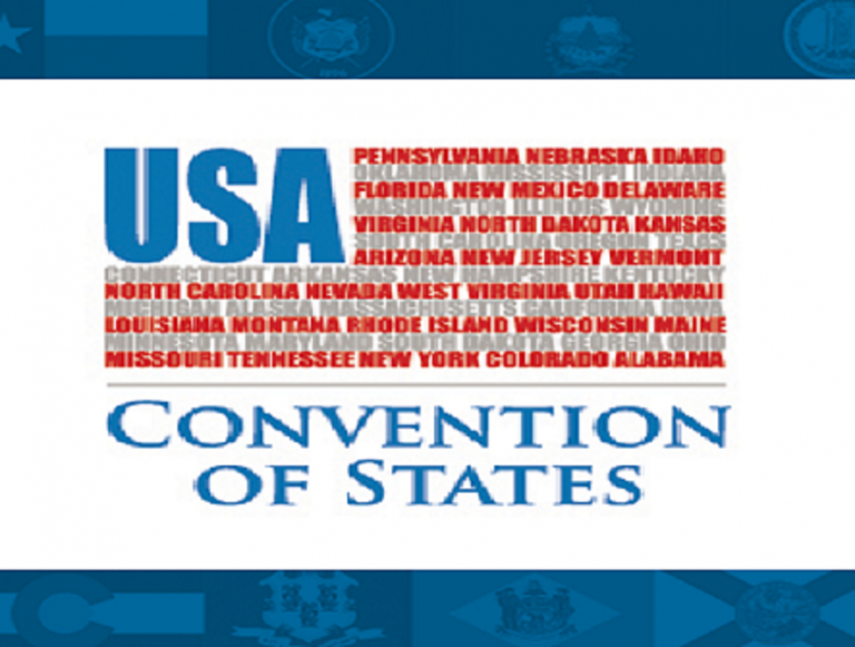 Is a Convention of States the Only Way to Reign in an Out-of-Control Government?