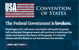 Convention of States - Government Broken