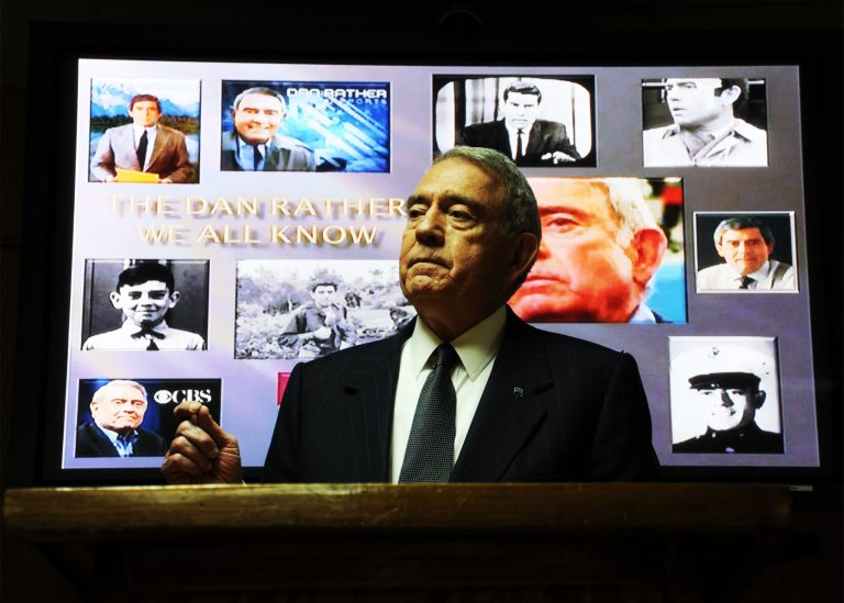Dan Rather To Teach 'Finding Truth In the News'