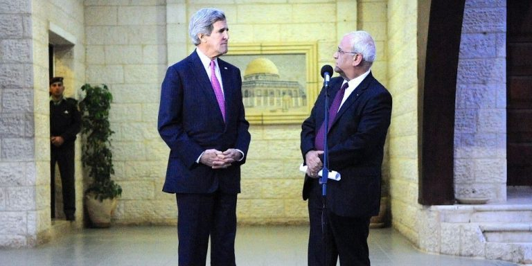 Kerry Meeting With Palestinians Much Worse Than Originally Reported