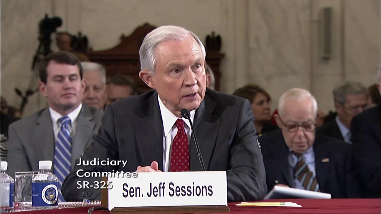 Ted Cruz Smacks Down Democrats During Sessions Confirmation Hearing
