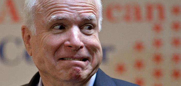Senator McCain Falls Prey to Russian Pranksters… and It's Bad!