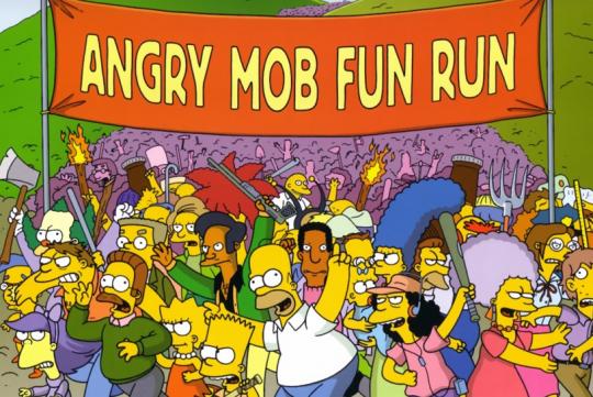Mob Rule - vindictive protectiveness