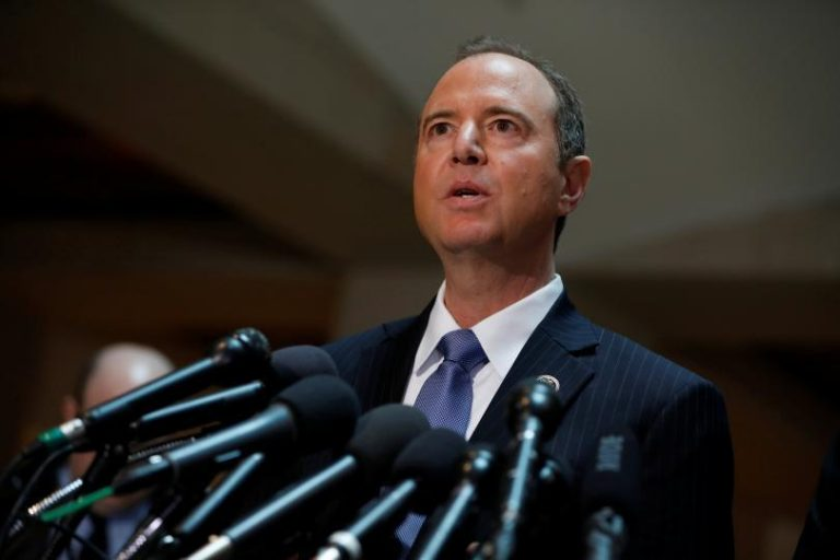 Rep. Adam Schiff Goes Silent After Reviewing Nunes Documents