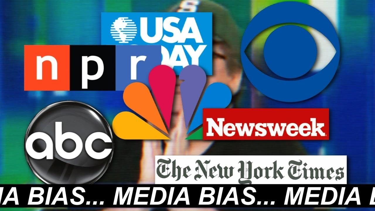 mainstream media abandons journalistic principle to take down the